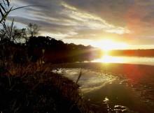Tramonto_lago