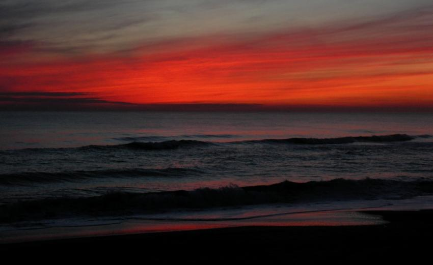 sunset-waves-il-tramonto-sulle-onde