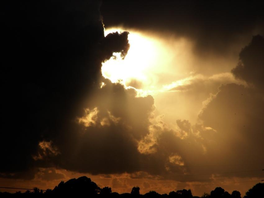 foto al tramonto in Un Tramonto Speciale …