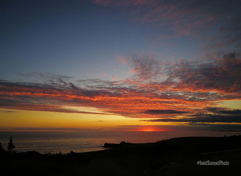 tramonto sul lido di latina foto di tramonti sul mare foto al tramonto bestsnusetphoto immagini di tramonti bellissimi